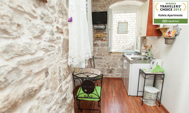 Direct owner studio apartments in Split Diocletian palace ...